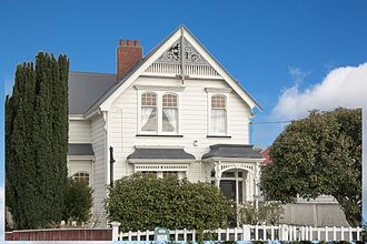 Masterton - House for his family by architect Charles Natusch builders C E Daniell