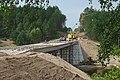 Naujojo tilto statyba per Meros upę - panoramio (7).jpg
