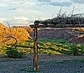 Navajo Grave Rack, Cameron, AZ 9-10 (14549568447).jpg