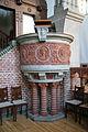 Nazaret Kirke Copenhagen pulpit.jpg
