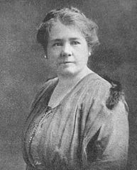 Nellie Cornish, circa 1922.