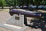 Nelson's guns at Ballarat.JPG