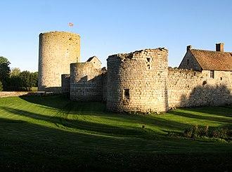 Seringes-et-Nesles - The chateau of Nesles