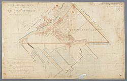 Netherlands, Leidschendam, map of 1812-1819.jpg