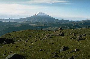 Nevado del Tolima - Image: Nevado del tolima
