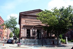 New Bedford Whaling National Historical Park Vistor Center 2006.jpg