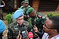 New MONUSCO Force Commander undertakes maiden operational visit to Beni, Nord-Kivu. 4 Feb 2020 44.jpg