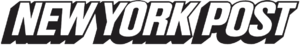 Logo of New York Post of New York, USA.