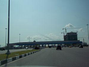 New toll gate and roads in Lagos bis