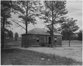 Newberry County, South Carolina. View of one-teacher (African-American) schoolhouse in Newberry Cou . . . - NARA - 522778.tif