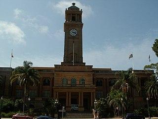 Newcastle City Hall (Australia) civic building in Newcastle, New South Wales, Australia