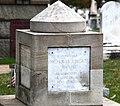 Nicholas Begich cenotaph - Congressional Cemetery - Washington DC - 2012.jpg