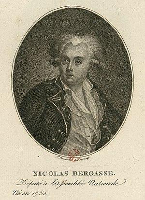 Nicolas Bergasse - Image: Nicolas Bergasse