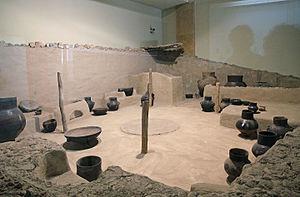 Niğde Archaeological Museum - Image: Nigde Museum Kösk Haus