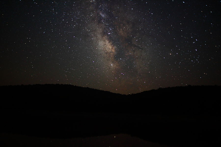 Night-sky-milky-way-stars-hills - West Virginia - ForestWander.jpg