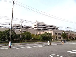 Niigata Cancer Center Hospital.JPG