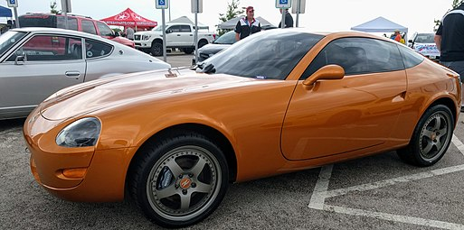 Jerry hirshberg wikivividly 1999 nissan 240z concept fandeluxe Images