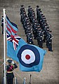 No1 Squadron RAF Regiment on Parade MOD 45155860.jpg
