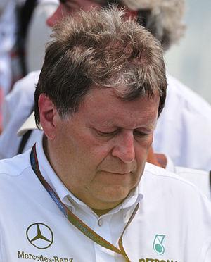 Norbert Haug - Norbert Haug in 2010