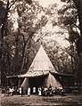 Nordamerikanischer Wigwam Expo 1873.jpg