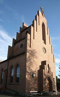 Nordstrand Church Church in Oslo, Norway