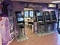 Norsk Tipping Multix Joker Poker spilleautomat, Ågotnes Bensin og Storkiosk, Sotra 2017-10-31 a.jpg