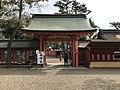 North Mizugaki Gate of Sumiyoshi Grand Shrine.jpg