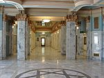 North on main floor of Historic Utah County Courthouse, Jul 15.jpg