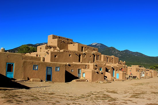 The Taso Pueblo, by Obiwannm.