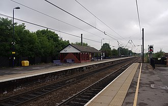 Northallerton - Northallerton railway station