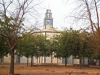 Nouna - Nouna Catholic Church