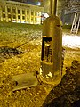 Nové Město, Washingtonova, otevřená patice lampy.jpg