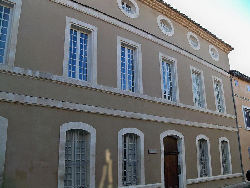 Hotel de Bournissac à Noves (13)