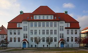 Cottbus - The Lower Sorbian Gymnasium