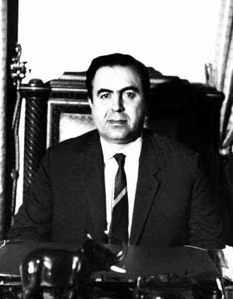 Nureddin al-Atassi - Image: Nureddin Atassi