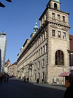 Nuremberg City Hall West Facade f sw.jpg