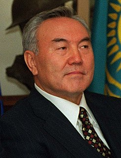 1999 Kazakh presidential election