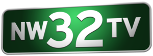 """KRCW-TV - """"NW 32 TV"""" logo used from 2009-2012."""