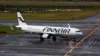 OH-LZH - A321 - Finnair