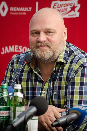 Aleksey Fedorchenko - Aleksey Fedorchenko at the 6th Odessa International Film Festival