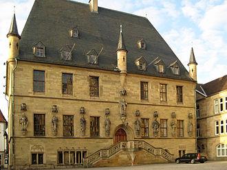 Osnabrück - Old Townhall