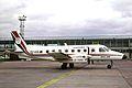OY-ASL Emb 110 Bandierante Centreline-Dan Air MAN 22NOV82 (6852018781).jpg