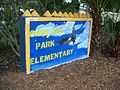 Oakland Park FL Elem School sign01.jpg
