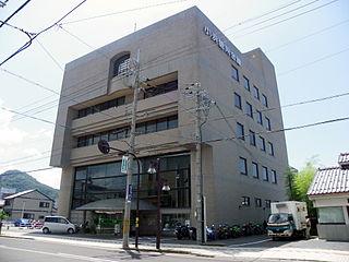 小浜信用金庫の本店