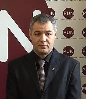 Octavian Țîcu Moldovan historian and politician