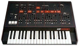 ARP Odyssey - Image: Odyssey 3