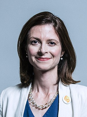Second May ministry - Image: Official portrait of Seema Kennedy crop 2