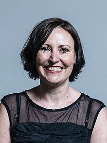 Official portrait of Vicky Foxcroft crop 2.jpg
