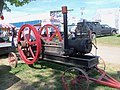 Oil City Boiler Works portable engine.JPG