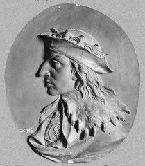 Okänd man kallad dels Erik den helige och Karl XI, 1655-1697
